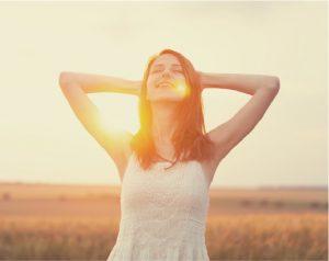 白髪を減らす心の健康