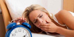 睡眠不足の改善