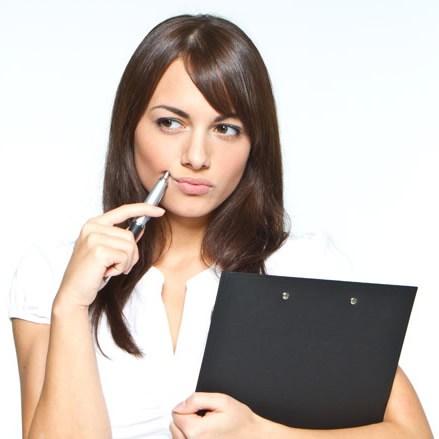 woman-checklist