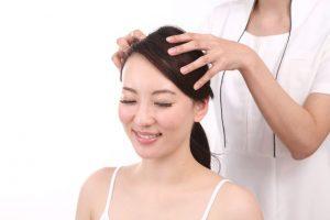 血行を促進し、頭皮環境を整えます