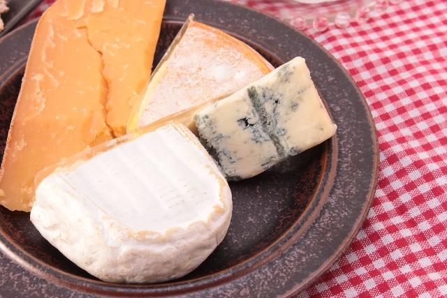 チーズは種類が豊富で飽きません