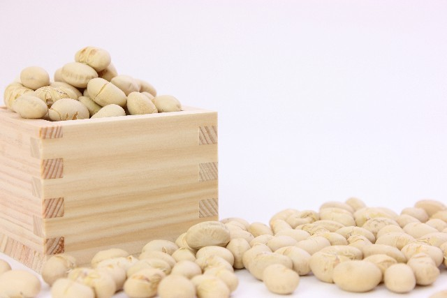大豆も身体に良くおすすめです