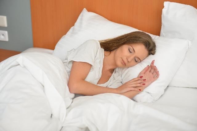 白髪に良い睡眠