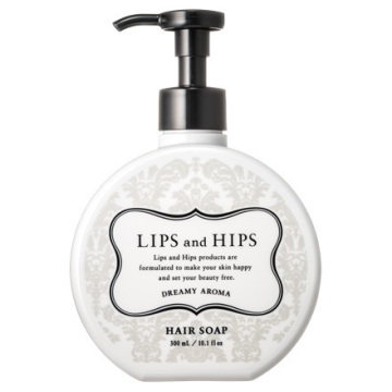 HAIR SOAP / LIPS and HIPS (リップス アンドヒップス)