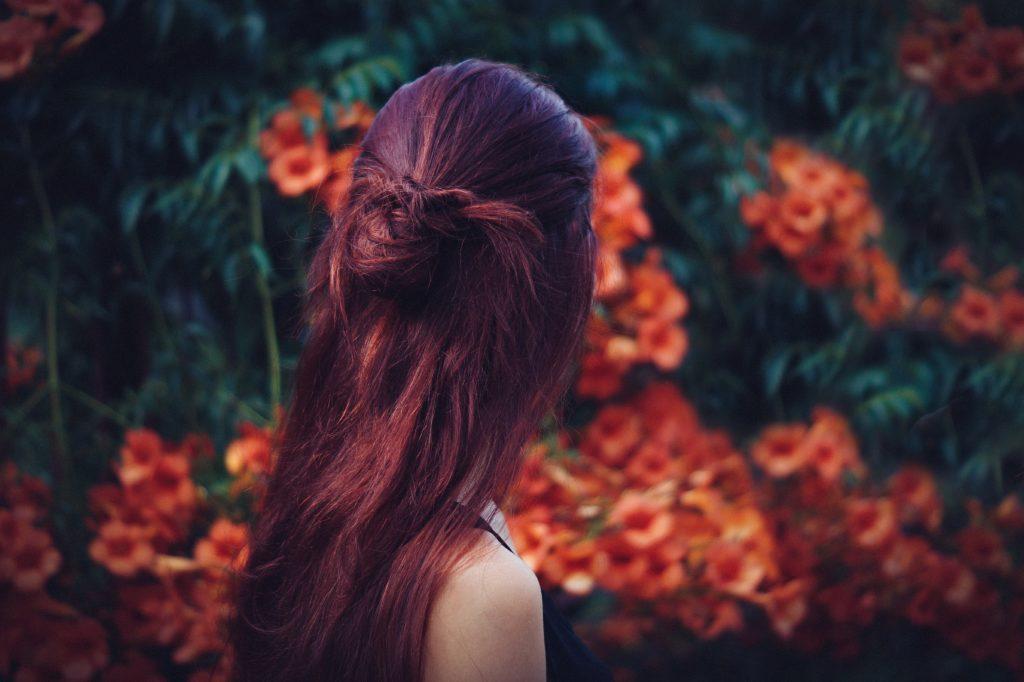 白髪染めの色