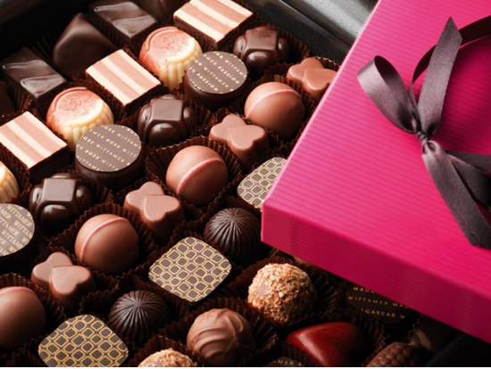 チョコレートは合います