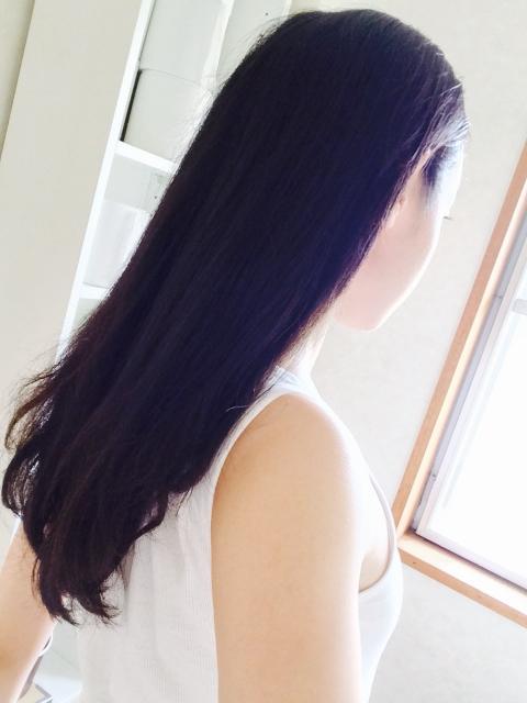艶々な髪を目指しましょう
