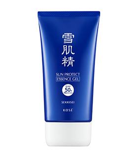 KOSE 雪肌精 サンプロテクト エッセンス ジェル N SPF50+・PA++++