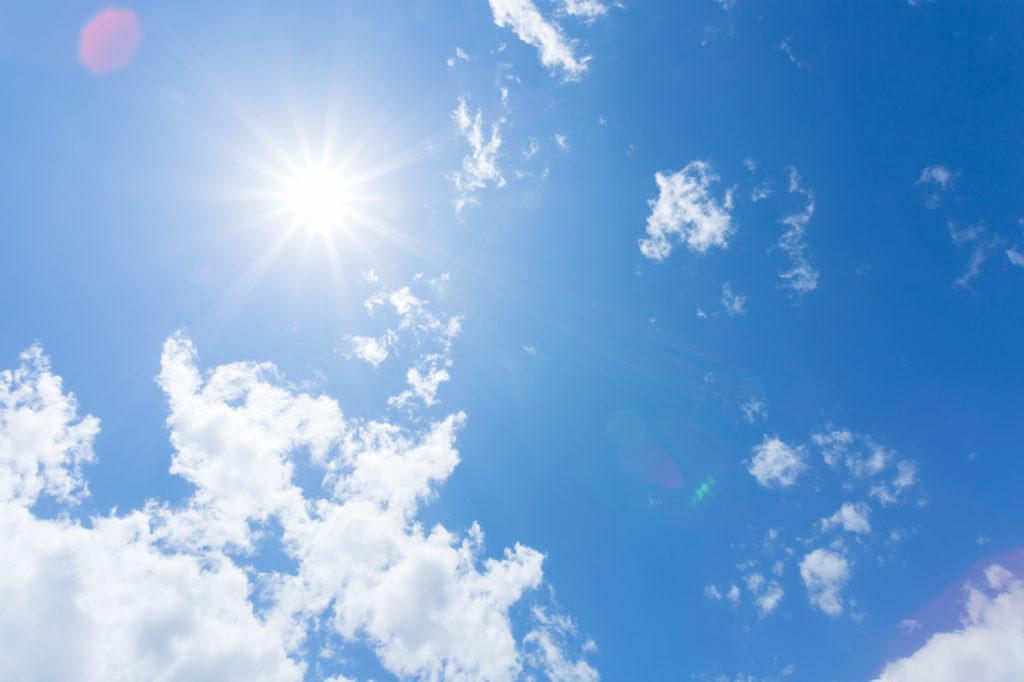 日焼けは炎症を起こす場合があります