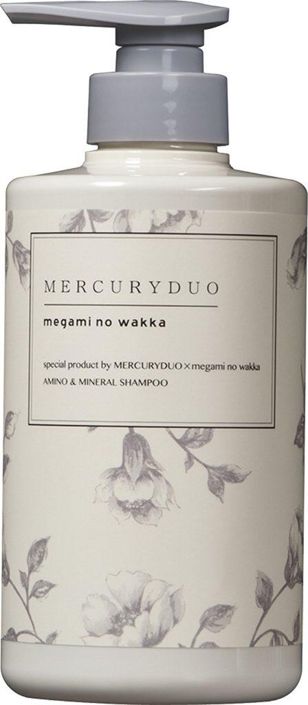 MERCURYDUO by megami no wakka SHAMPOO