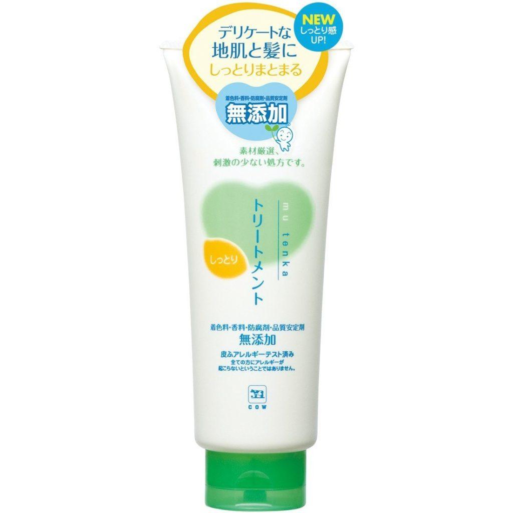牛乳石鹸・カウブランド 無添加トリートメント