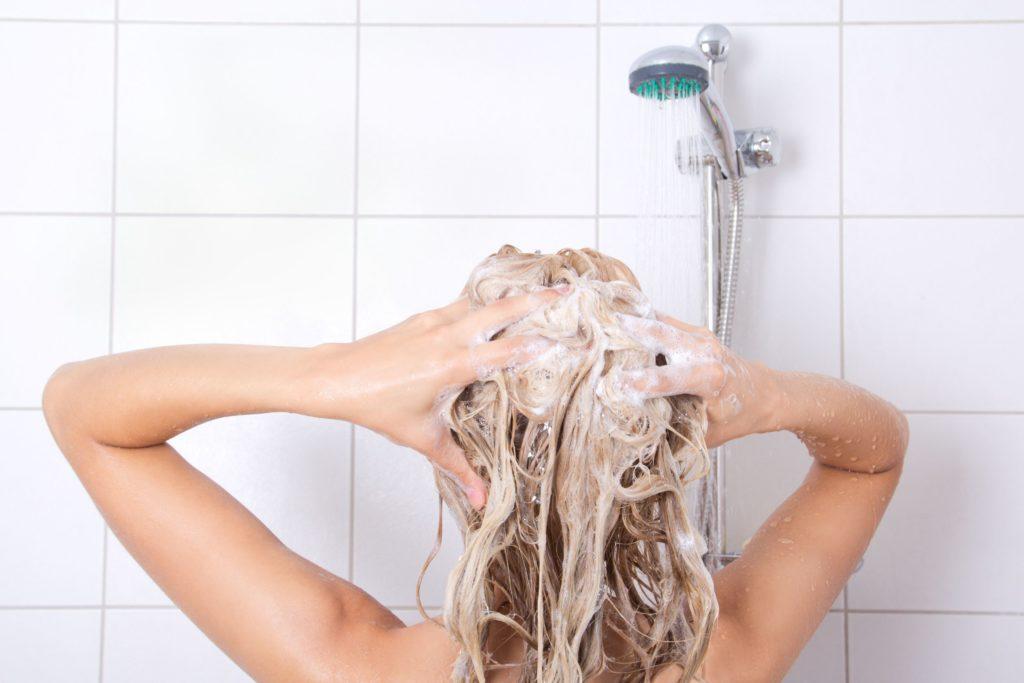 髪の洗い過ぎ