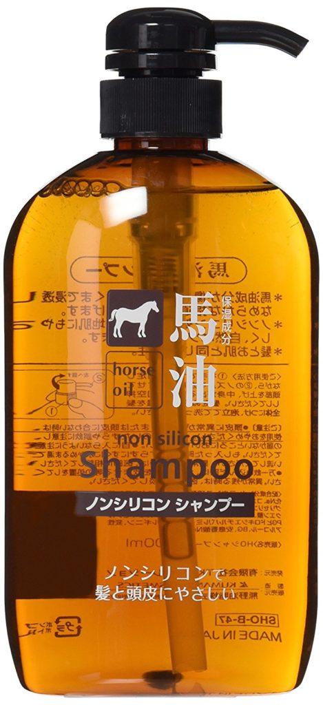 熊野油脂 馬油シャンプー