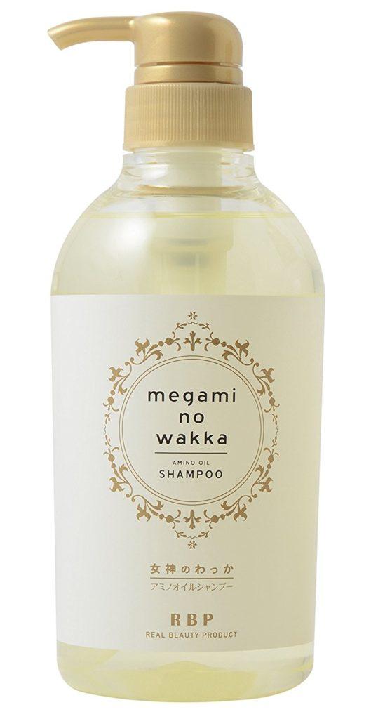 megami no wakka シャンプー