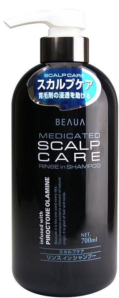 熊野油脂 ビューア 薬用スカルプケアシャンプー