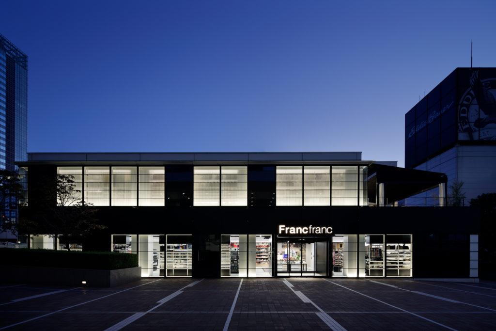 Francfranc 新宿サザンテラス店