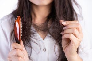 髪と頭皮のダメージ