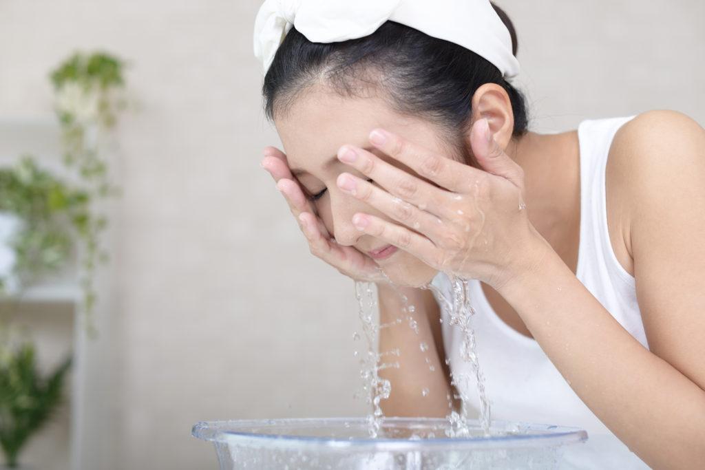 洗い流すタイプ