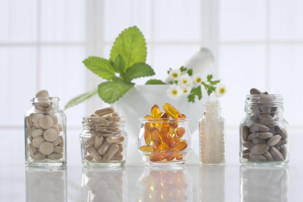 サプリメントや薬