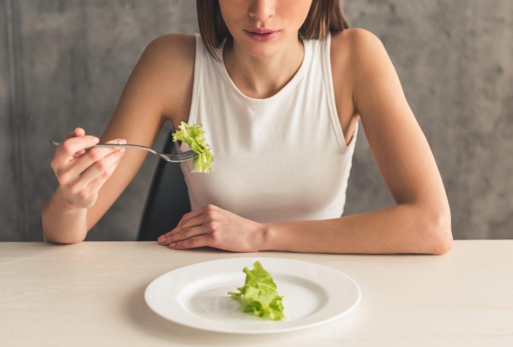 偏った食生活