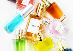 500種類以上の香水