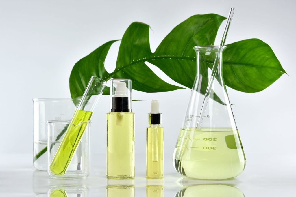 植物幹細胞コスメ